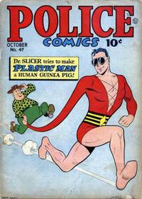 Cover Thumbnail for Police Comics (Quality Comics, 1941 series) #47