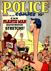 Cover Thumbnail for Police Comics (Quality Comics, 1941 series) #69