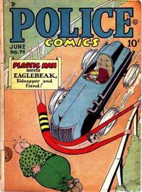 Cover Thumbnail for Police Comics (Quality Comics, 1941 series) #79
