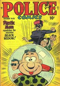 Cover Thumbnail for Police Comics (Quality Comics, 1941 series) #96