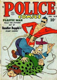 Cover Thumbnail for Police Comics (Quality Comics, 1941 series) #99
