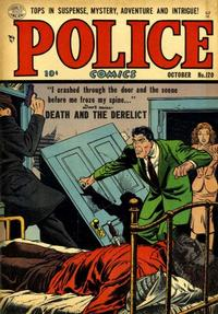 Cover Thumbnail for Police Comics (Quality Comics, 1941 series) #120