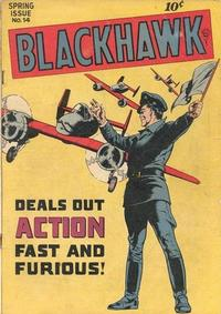 Cover Thumbnail for Blackhawk (Quality Comics, 1944 series) #14