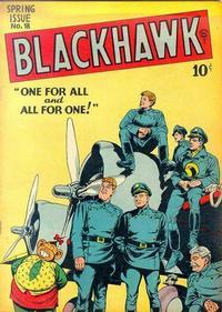 Cover Thumbnail for Blackhawk (Quality Comics, 1944 series) #18