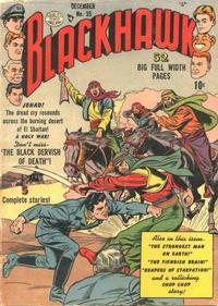 Cover Thumbnail for Blackhawk (Quality Comics, 1944 series) #35