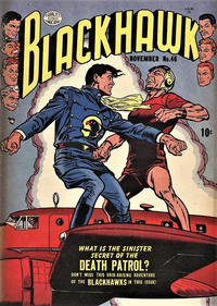 Cover Thumbnail for Blackhawk (Quality Comics, 1944 series) #46