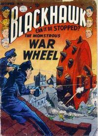 Cover Thumbnail for Blackhawk (Quality Comics, 1944 series) #56