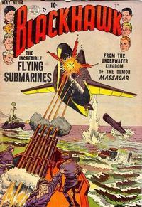 Cover Thumbnail for Blackhawk (Quality Comics, 1944 series) #64