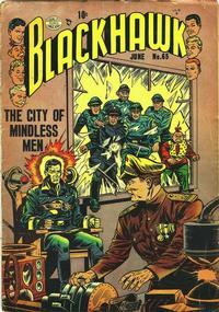 Cover Thumbnail for Blackhawk (Quality Comics, 1944 series) #65