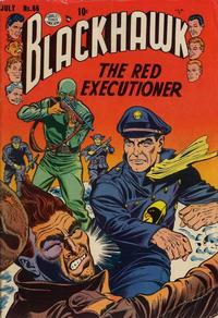 Cover Thumbnail for Blackhawk (Quality Comics, 1944 series) #66