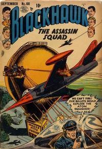 Cover Thumbnail for Blackhawk (Quality Comics, 1944 series) #68