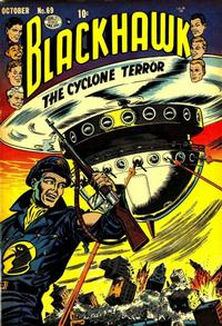 Cover Thumbnail for Blackhawk (Quality Comics, 1944 series) #69