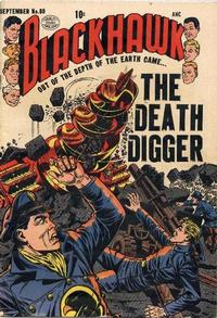 Cover Thumbnail for Blackhawk (Quality Comics, 1944 series) #80