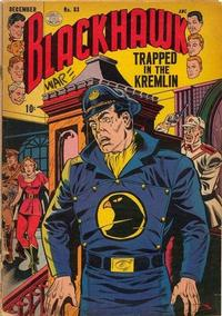 Cover for Blackhawk (Quality Comics, 1944 series) #83
