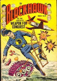 Cover Thumbnail for Blackhawk (Quality Comics, 1944 series) #86