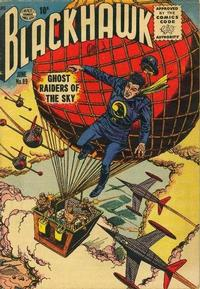 Cover Thumbnail for Blackhawk (Quality Comics, 1944 series) #89