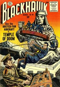 Cover Thumbnail for Blackhawk (Quality Comics, 1944 series) #98