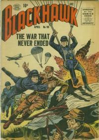 Cover Thumbnail for Blackhawk (Quality Comics, 1944 series) #99