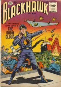 Cover Thumbnail for Blackhawk (Quality Comics, 1944 series) #102