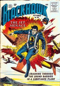 Cover Thumbnail for Blackhawk (Quality Comics, 1944 series) #104