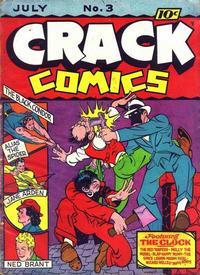 Cover Thumbnail for Crack Comics (Quality Comics, 1940 series) #3