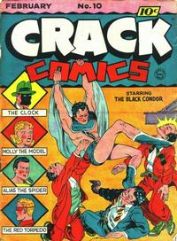 Cover Thumbnail for Crack Comics (Quality Comics, 1940 series) #10