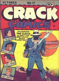 Cover Thumbnail for Crack Comics (Quality Comics, 1940 series) #17