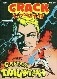 Cover Thumbnail for Crack Comics (Quality Comics, 1940 series) #27