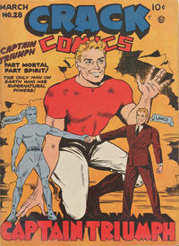 Cover Thumbnail for Crack Comics (Quality Comics, 1940 series) #28