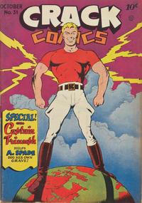 Cover Thumbnail for Crack Comics (Quality Comics, 1940 series) #31
