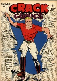 Cover Thumbnail for Crack Comics (Quality Comics, 1940 series) #32