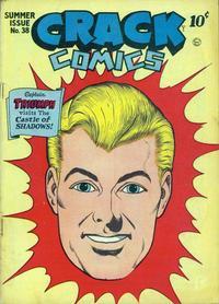 Cover Thumbnail for Crack Comics (Quality Comics, 1940 series) #38