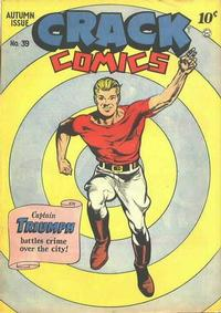 Cover Thumbnail for Crack Comics (Quality Comics, 1940 series) #39