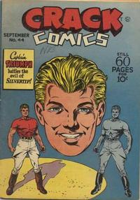 Cover Thumbnail for Crack Comics (Quality Comics, 1940 series) #44