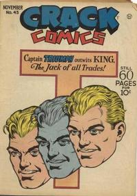 Cover Thumbnail for Crack Comics (Quality Comics, 1940 series) #45