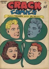 Cover Thumbnail for Crack Comics (Quality Comics, 1940 series) #46