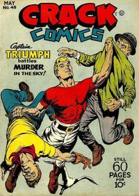 Cover Thumbnail for Crack Comics (Quality Comics, 1940 series) #48