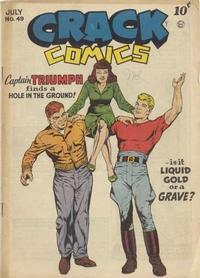 Cover Thumbnail for Crack Comics (Quality Comics, 1940 series) #49