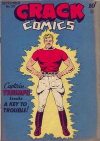 Cover Thumbnail for Crack Comics (Quality Comics, 1940 series) #50