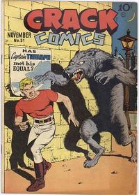 Cover Thumbnail for Crack Comics (Quality Comics, 1940 series) #51