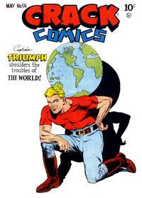 Cover Thumbnail for Crack Comics (Quality Comics, 1940 series) #54