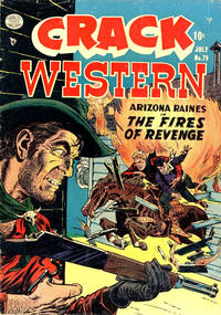 Cover Thumbnail for Crack Western (Quality Comics, 1949 series) #79