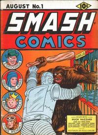 Cover Thumbnail for Smash Comics (Quality Comics, 1939 series) #1