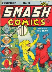Cover Thumbnail for Smash Comics (Quality Comics, 1939 series) #17
