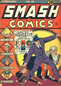 Cover Thumbnail for Smash Comics (Quality Comics, 1939 series) #31
