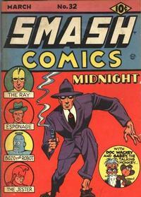 Cover Thumbnail for Smash Comics (Quality Comics, 1939 series) #32