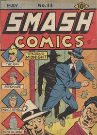 Cover Thumbnail for Smash Comics (Quality Comics, 1939 series) #33
