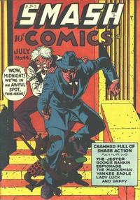 Cover Thumbnail for Smash Comics (Quality Comics, 1939 series) #44