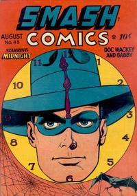 Cover Thumbnail for Smash Comics (Quality Comics, 1939 series) #45