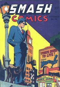 Cover Thumbnail for Smash Comics (Quality Comics, 1939 series) #46